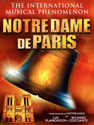 Notre Dame de Paris at London Coliseum