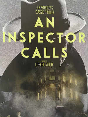 An Inspector Calls at Sidney Harman Hall
