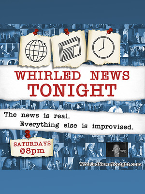 Whirled News Tonight Poster