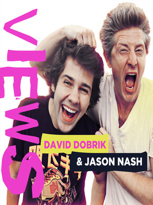 David Dobrik and Jason Nash Poster