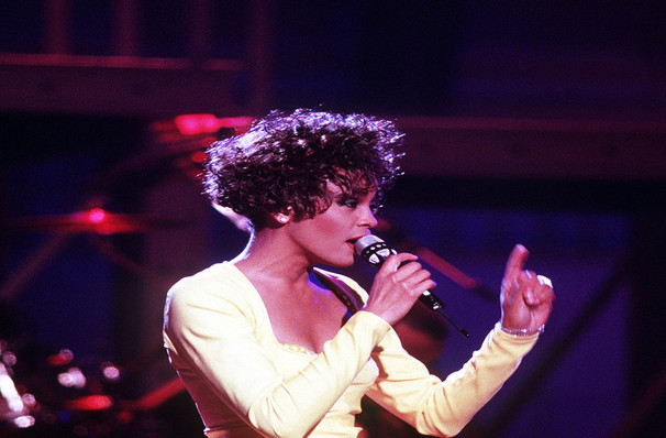 The Greatest Love of All Whitney Houston Tribute, Cerritos Center, Los Angeles