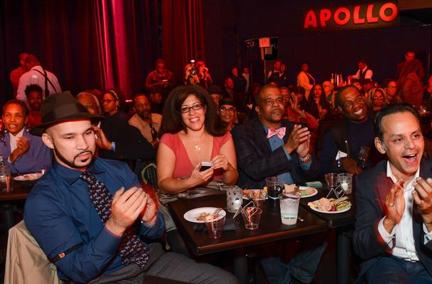 Apollo Comedy Club, Apollo Theater, New York