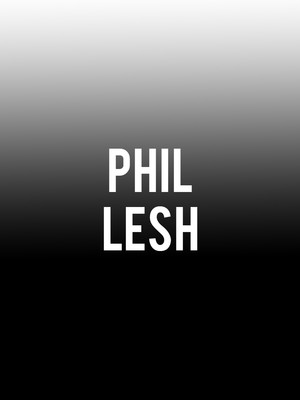 Phil Lesh Poster