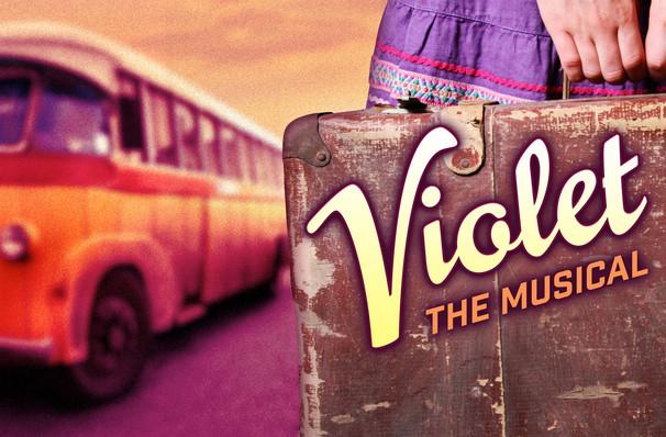 Violet, Alcazar Theatre, San Francisco