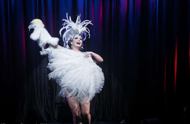 Burlesque Idol 2018, Underbelly Festival London, London