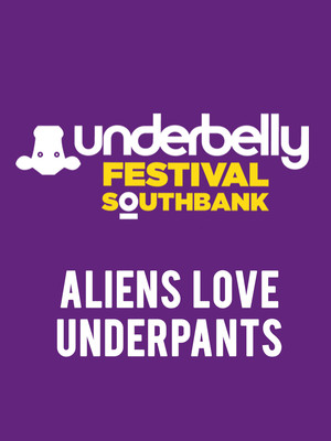 Aliens Love Underpants Poster