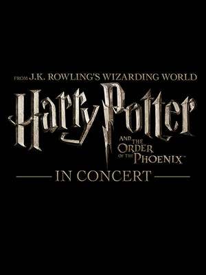 Harry Potter and the Order of the Phoenix in Concert Poster
