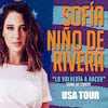 Sofia Nino de Rivera, House of Blues, Las Vegas