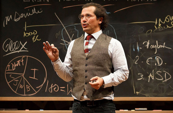 Latin History for Morons, Victoria Theater, New York