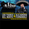 Alejandro Fernandez and Los Tigres del Norte, Save Mart Center, Fresno