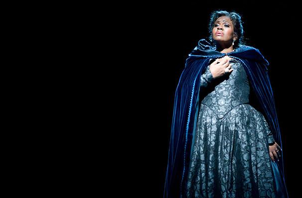 Seattle Opera Il Trovatore, McCaw Hall, Seattle