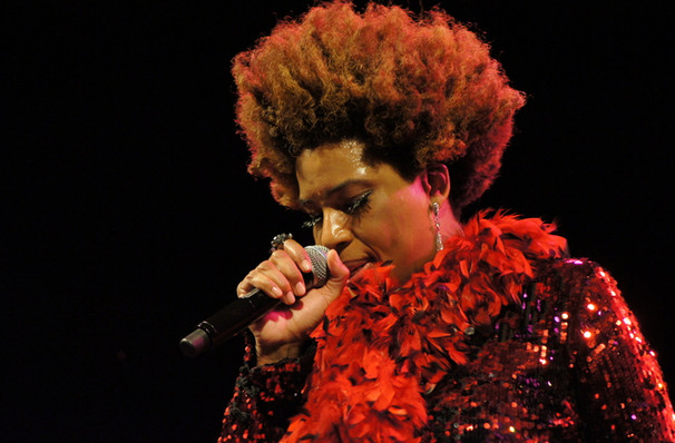 Macy Gray, Chandler Center for the Arts, Phoenix