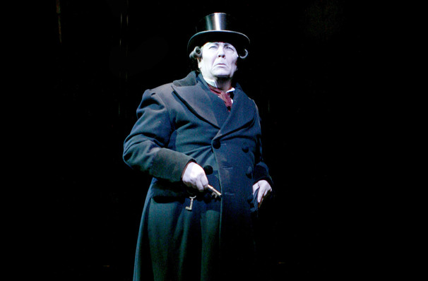 A Christmas Carol, North Shore Music Theatre, Boston