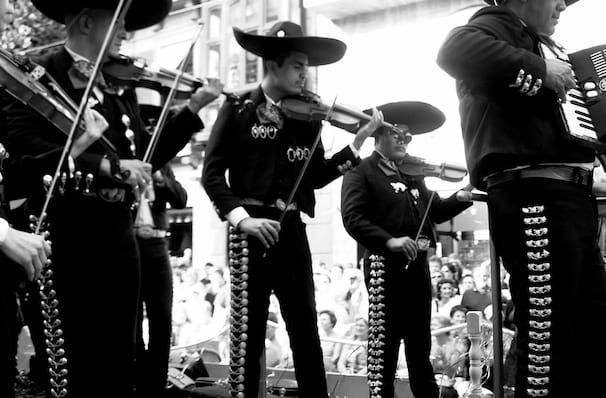 Mariachi Sol De Mexico, Del Mar Fairgrounds, San Diego