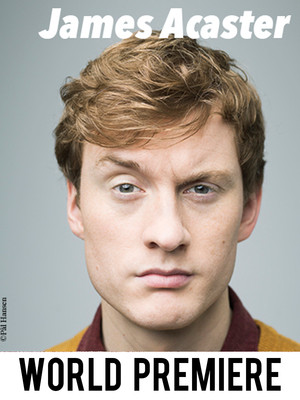 James Acaster - Cold Lasagne Hate Myself 1999 Poster