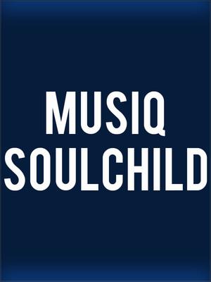 Musiq Soulchild Poster