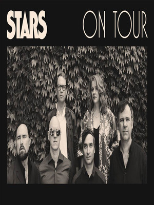 Stars - band Poster