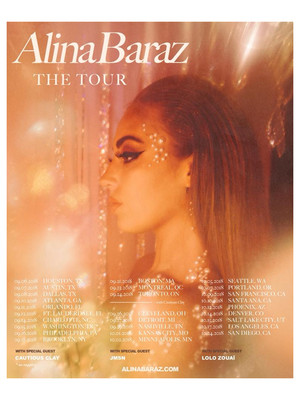Alina Baraz at Theatre Of The Living Arts