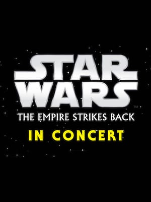 Star Wars - The Empire Strikes Back In Concert Poster