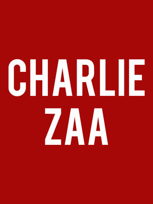 Charlie Zaa at Bergen Performing Arts Center