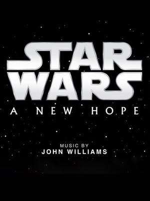 Star Wars: A New Hope In Concert Poster