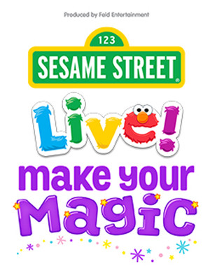 Sesame Street Live - Make Your Magic Poster