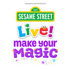 Sesame Street Live Make Your Magic, Verizon Arena, Little Rock