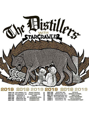The Distillers at Granada Theater