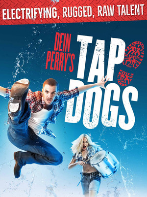 Tap Dogs at Peacock Theatre