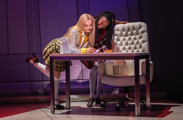 Clueless The Musical, Alice Griffin Jewel Box Theatre, New York