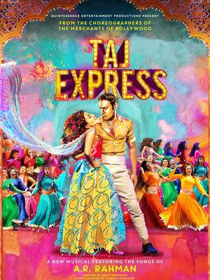 Taj Express at Peacock Theatre