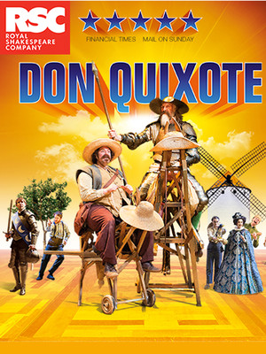 Don Quixote at Garrick Theatre