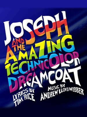 Joseph and the Amazing Techinicolor Dreamcoat Poster