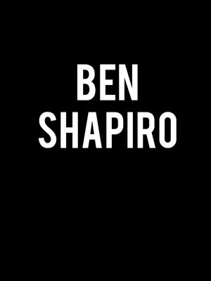 Ben Shapiro at Long Beach Terrace Theater
