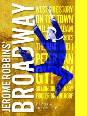 Jerome Robbins' Broadway Poster