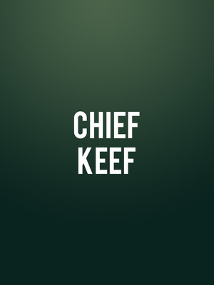 Chief Keef at South Side Music Hall
