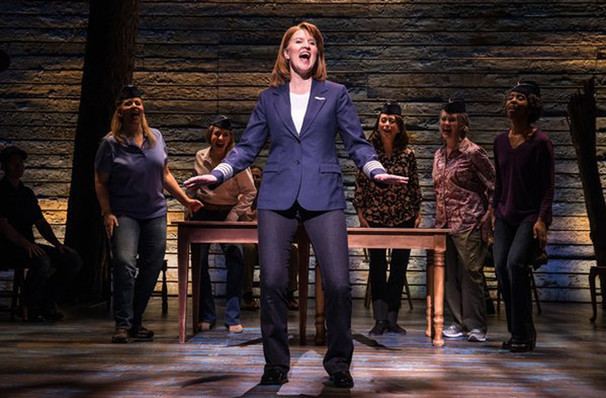 Come from away elgin theatre toronto on tickets - Winter garden theatre box office hours ...