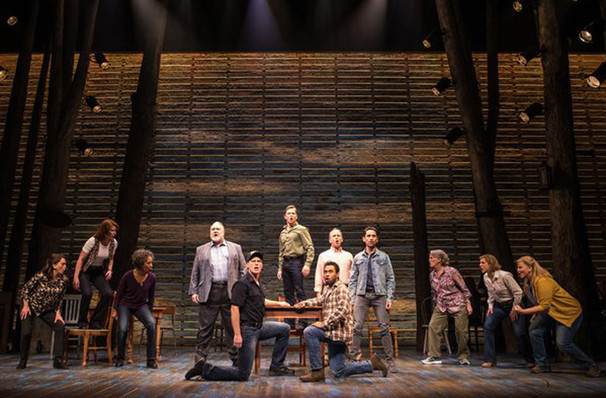 Come From Away, Elgin Theatre, Toronto
