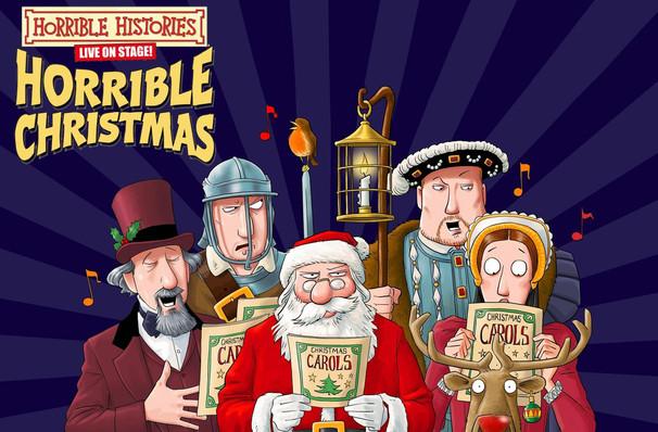 Horrible Christmas, Alexandra Palace, London