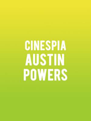 Cinespia: Austin Powers Poster