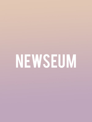 Newseum Poster