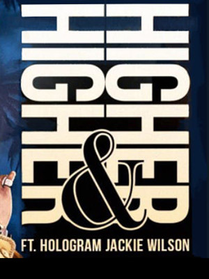 Hologram USA: The Jackie Wilson Story Poster