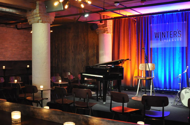 Winter's Jazz Club coming to Chicago!