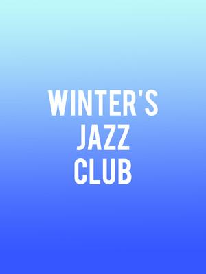Winters Jazz Club, Winters Jazz Club, Chicago
