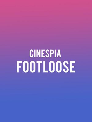 Cinespia: Footloose Poster