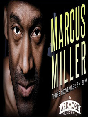 Marcus Miller Band Poster