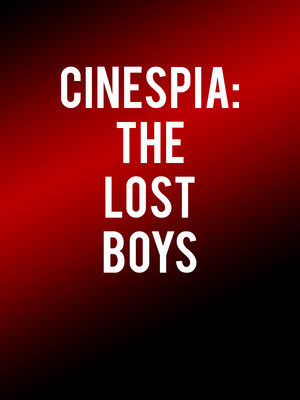 Cinespia: The Lost Boys Poster