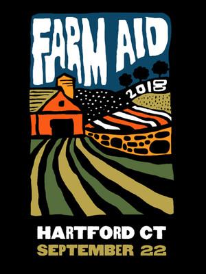 2018 Farm Aid Poster
