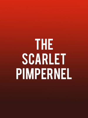 The Scarlet Pimpernel at David Geffen Hall at Lincoln Center