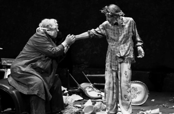 King Lear, Cort Theater, New York